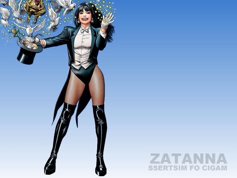 Superhero Wallpapers-Zatanna 1