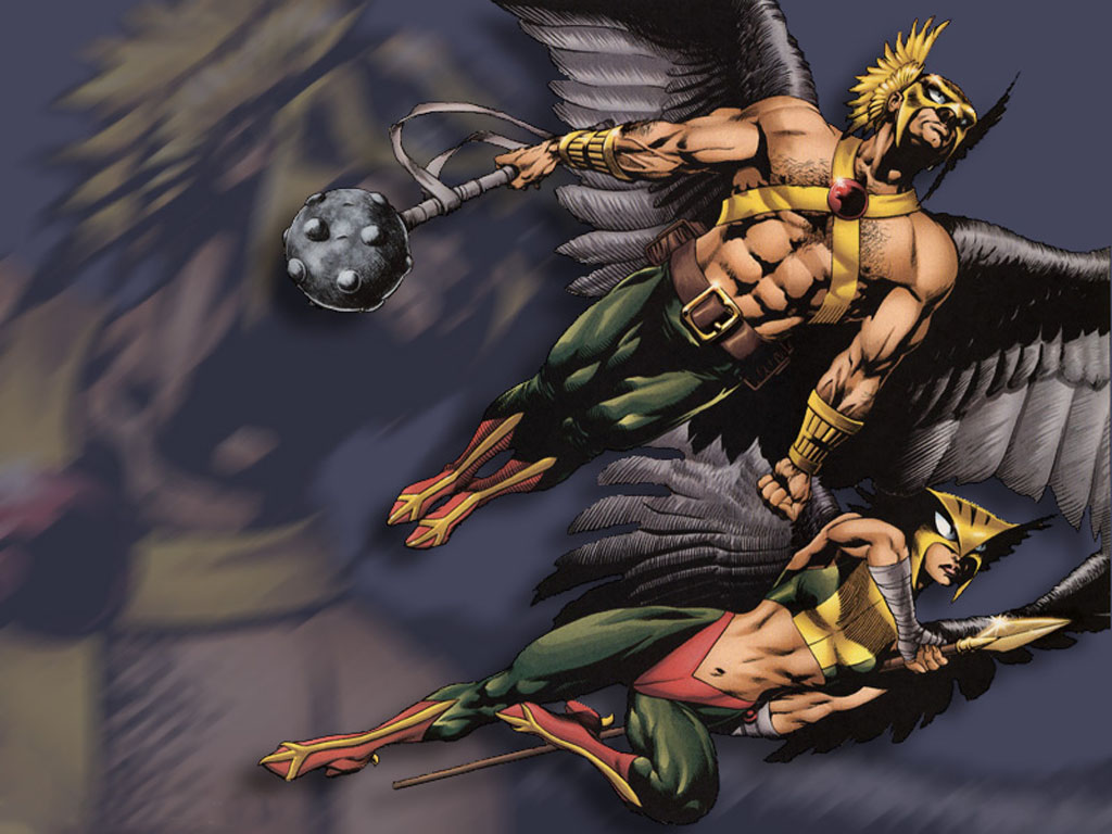 Superhero Wallpapers-Hawkman 1
